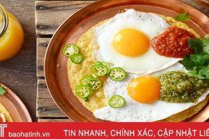 Khám phá ẩm thực các nước với 8 món ngon từ trứng