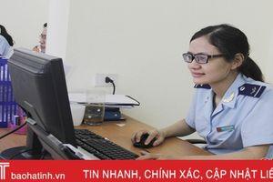 Kiểm tra sau thông quan, Hải quan Hà Tĩnh thu hơn 9 tỷ đồng