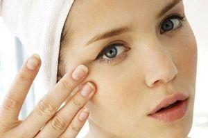 Bí quyết loại bỏ nếp nhăn quanh mắt nhanh nhất