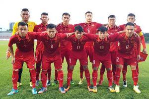 U.19 Việt Nam đụng độ Trung Quốc trước khi bước vào VCK U.19 châu Á