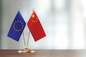 EU cạnh tranh với Vành đai và Con đường của Trung Quốc