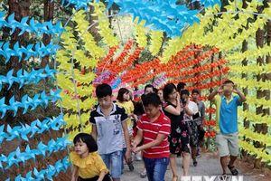 Hấp dẫn khu du lịch sinh thái đồi thông ở Lai Châu
