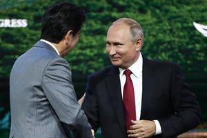 Lãnh đạo Nhật Bản-Nga có thể hội đàm ở Singapore vào tháng 11