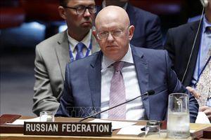 Nga đề nghị cân nhắc khả năng nới lỏng trừng phạt Triều Tiên