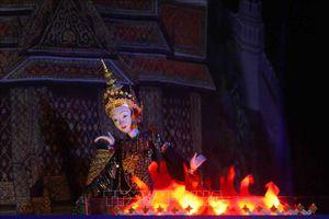 Ninh Bình: Nhiều đoàn quốc tế tham gia biểu diễn múa rối
