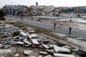 Hình ảnh thảm khốc sau siêu bão 'quái vật' Michael