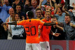 'Hàng thải' MU tỏa sáng, Hà Lan thắng sốc cựu vương thế giới Đức
