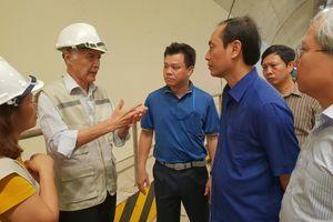 Không có chuyện đắp bùn cao tốc Đà Nẵng - Quảng Ngãi