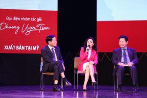 Cuốn sách 'Competing with Giants' của nữ doanh nhân Trần Uyên Phương chính thức ra mắt tại Hà Nội