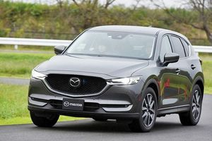Mazda CX-5 2019 đẹp lung linh về Việt Nam giá bao nhiêu?