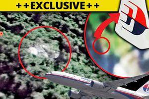 'Thợ săn MH370' phát hiện phần đuôi máy bay nghi của MH370