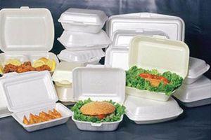 Sử dụng hộp xốp đựng thức ăn làm tăng nguy cơ ung thư và rối loạn chức năng gan, thận