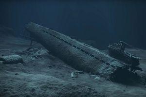 Lo ngại rò rỉ thủy ngân ra biển, Na Uy chôn vùi xác tàu ngầm phát xít Đức