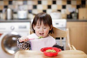 Hỏi bác sĩ: Ăn dặm và những ngộ nhận ảnh hưởng hệ tiêu hóa của con