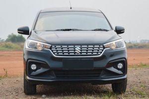 Xe giá rẻ Suzuki Ertiga 2018 chuẩn bị 'trình làng' có gì mới?