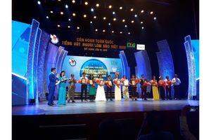 Liên hoan Tiếng hát Người làm báo Việt Nam 2018 khu vực phía Nam