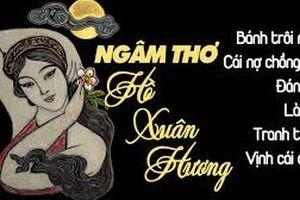 Chuyện bà Hồ Xuân Hương