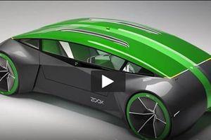 Chiêm ngưỡng phương tiện hoàn toàn mới cho kỷ nguyên xe tự lái
