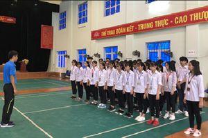 Trường THPT Hoa Lư A đẩy mạnh phong trào thể dục, thể thao