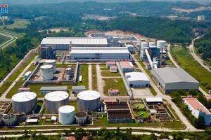 Nhà máy Ethanol Dung Quất chính thức khởi động lại
