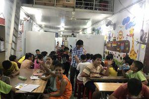 Nơi dạy chữ miễn phí cho hơn 100 trẻ em nghèo