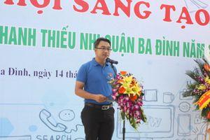 'Ngày hội sáng tạo' của tuổi trẻ quận Ba Đình