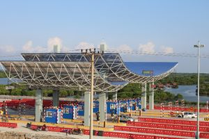 Quảng Ninh: Cầu Bạch Đằng trước giờ thu phí