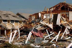 Mỹ ước tính sơ bộ thiệt hại gần 2 tỷ USD vì bão Michael
