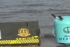 Hải quân Yemen công bố thủy lôi mới chống tàu chiến Saudi Arabia