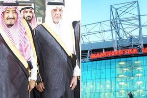 Quốc vương Saudi Arabia muốn mua Man Utd