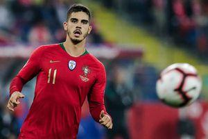 Đội hình Bồ Đào Nha trận gặp Scotland: Vắng Ronaldo đã có Andre Silva