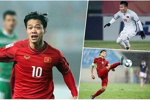 Đội hình Hà Nội FC và HAGL mở rộng ở ĐT Việt Nam tại AFF Cup 2018