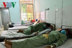 Bùng phát bệnh bạch hầu ở Kon Tum làm 2 người tử vong