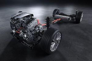 Lexus mang công nghệ Hybrid đến Triển lãm Ô tô Việt Nam 2018