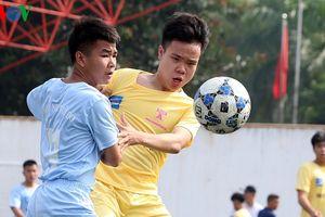 Khai mạc giải bóng đá học sinh Báo An ninh Thủ đô: 91 đội tham dự