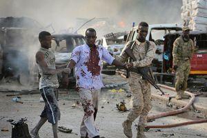 Đánh bom kép tại Somalia: Ít nhất 60 người thương vong