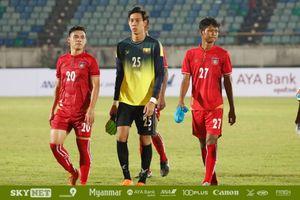 Đối thủ của tuyển Việt Nam liên tiếp thua thảm trước thềm AFF Cup