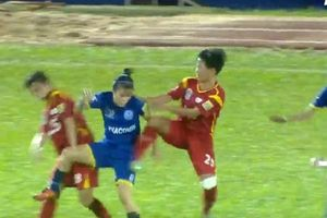 Hỗn chiến trên sân Thống Nhất: VFF phạt nặng 6 cầu thủ nữ