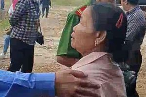 Quảng Ninh: Cưỡng chế đất của người dân để làm sân Golf