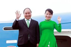 Thủ tướng lên đường dự ASEM 12, P4G và thăm chính thức 3 nước châu Âu