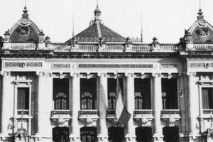 Hà Nội: Những công trình biểu tượng đi xuyên hai thế kỷ