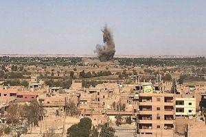 Syria kêu gọi LHQ điều tra vụ Mỹ sử dụng phốt pho trắng ở Deir Ezzor