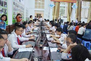 Hà Nội: Sẽ hoàn thành 49 dịch vụ công trực tuyến về giáo dục trong năm 2018