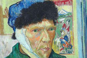 Chuyện bi hài về cô diễn viên vẽ tranh ở 'Tranh Van Gogh mua để đốt'
