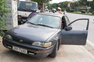 Cảnh sát 141 chặn bắt ôtô chứa hàng chục viên ma túy
