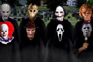 Dàn hợp xướng sát nhân hát 'Kill the world' đón chào Halloween