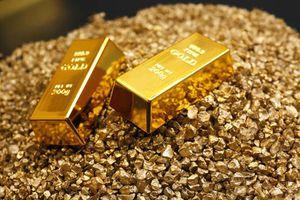 Giá vàng tiếp tục tăng phiên đầu tuần