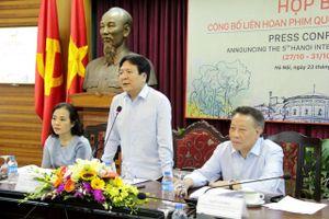 Liên hoan phim quốc tế Hà Nội: Vươn đến thương hiệu riêng