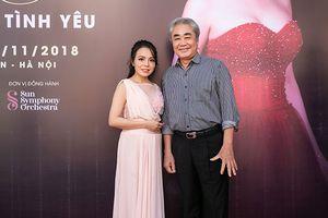 Trong concert 'Ánh trăng tình yêu', ca sĩ Lan Anh sẽ hát cùng con trai