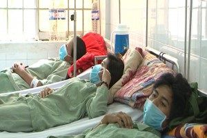 4 bệnh nhân nghi bị bệnh bạch hầu ở Kon Tum
